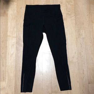 Lululemon pants size 8 with pockets